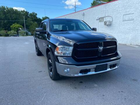 2015 RAM Ram Pickup 1500 for sale at Consumer Auto Credit in Tampa FL