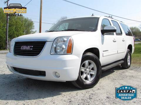 2013 GMC Yukon XL for sale at High-Thom Motors in Thomasville NC