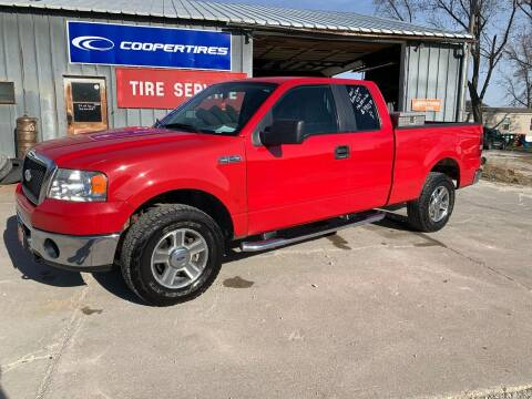 2007 Ford F-150 for sale at GREENFIELD AUTO SALES in Greenfield IA