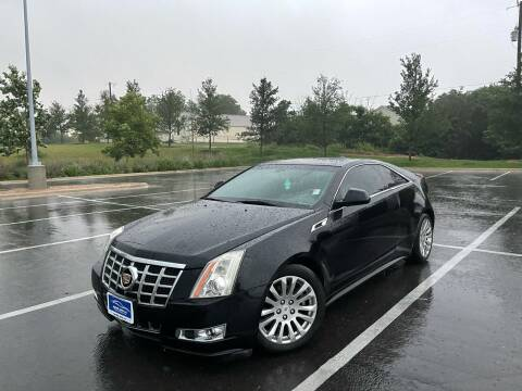 2012 Cadillac CTS for sale at Hatimi Auto LLC in Austin TX