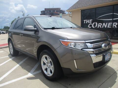 2013 Ford Edge for sale at Cornerlot.net in Bryan TX