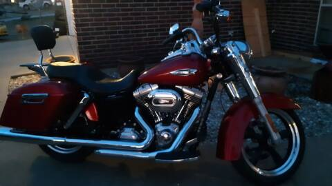 2013 Harley Davidaon Dyna Switch for sale at Davis Motor Company in Durant OK
