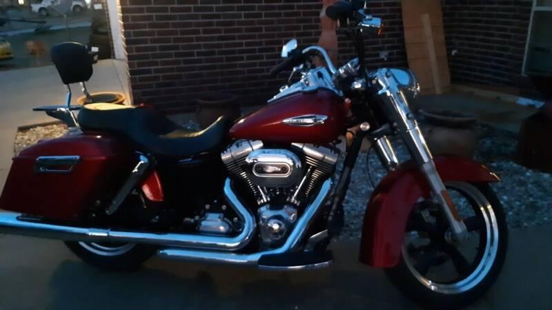 2013 Harley Davidaon Dyna Switch for sale at Davis Motor Company in Durant OK