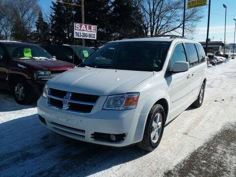 2010 Dodge Grand Caravan for sale at Affordable 4 All Auto Sales in Elk River MN