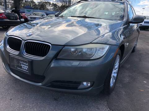 2009 BMW 3 Series for sale at Atlantic Auto Sales in Garner NC