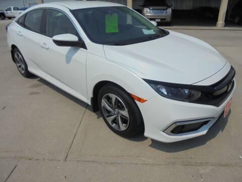 2020 Honda Civic for sale at KICK KARS in Scottsbluff NE