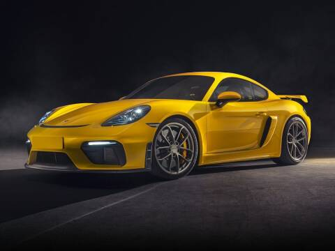 2020 Porsche 718 Cayman for sale at Mercedes-Benz of North Olmsted in North Olmsted OH
