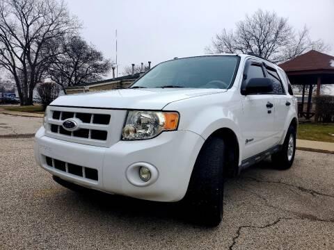 2010 Ford Escape Hybrid for sale at Future Motors in Addison IL