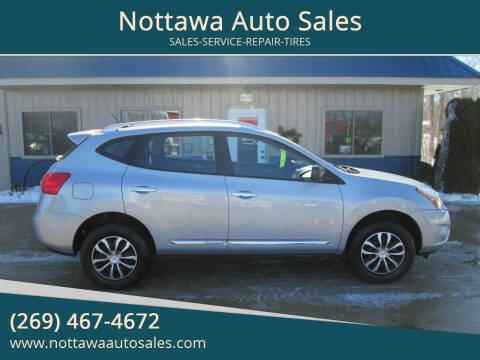 2015 Nissan Rogue Select for sale at Nottawa Auto Sales in Nottawa MI