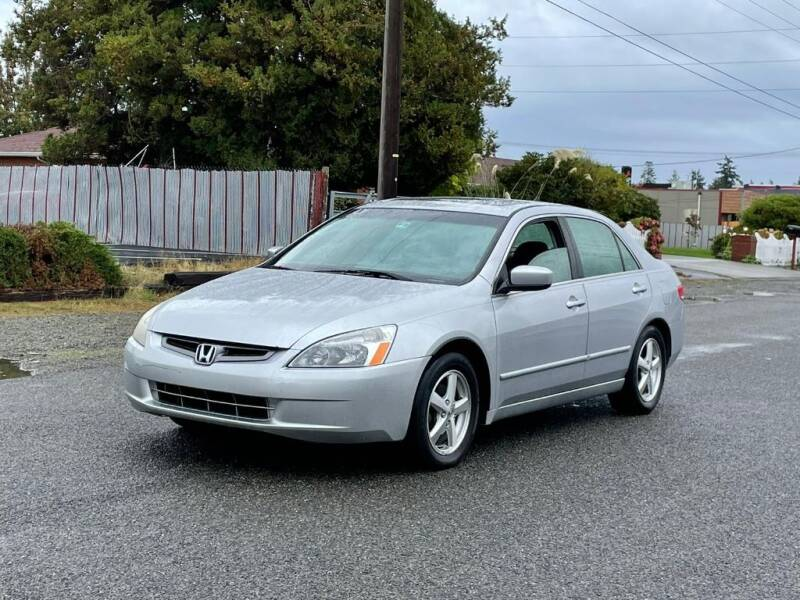 2003 Honda Accord for sale at Baboor Auto Sales in Lakewood WA