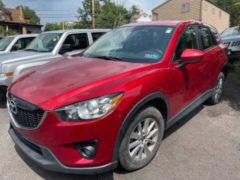 2015 Mazda CX-5 for sale at Fellini Auto Sales & Service LLC in Pittsburgh PA