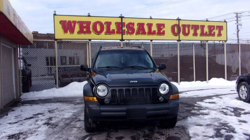 2006 Jeep Liberty for sale at LONG BROTHERS CAR COMPANY in Cleveland OH