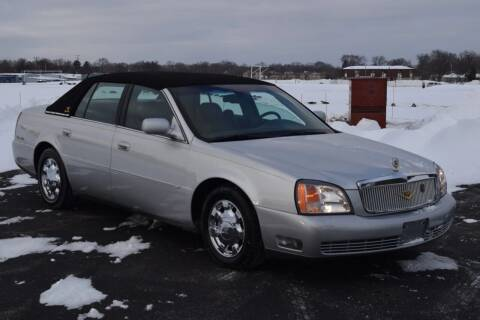 2001 Cadillac DeVille for sale at NEW 2 YOU AUTO SALES LLC in Waukesha WI