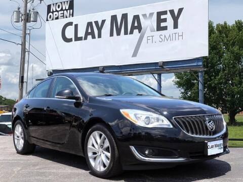 2016 Buick Regal for sale at Clay Maxey Fort Smith in Fort Smith AR