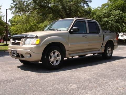 2004 Ford Explorer Sport Trac for sale at Lowcountry Auto Sales in Charleston SC