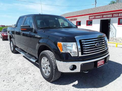 2010 Ford F-150 for sale at Sarpy County Motors in Springfield NE