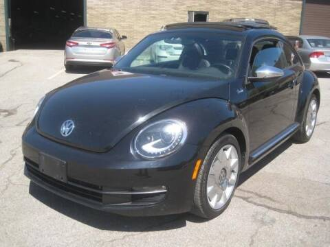 2013 Volkswagen Beetle for sale at ELITE AUTOMOTIVE in Euclid OH