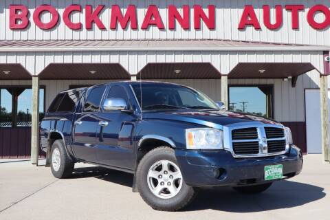 2006 Dodge Dakota for sale at Bockmann Auto Sales in Saint Paul NE