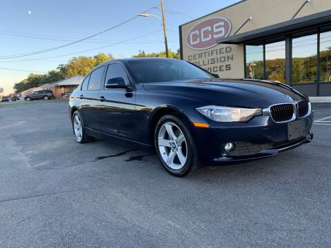 2014 BMW 3 Series for sale at EMH Imports LLC in Monroe NC