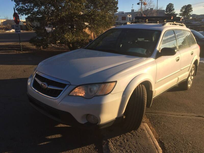 2009 Subaru Outback for sale at Cherry Motors in Castle Rock CO
