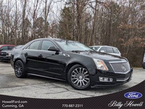 2012 Cadillac CTS for sale at BILLY HOWELL FORD LINCOLN in Cumming GA