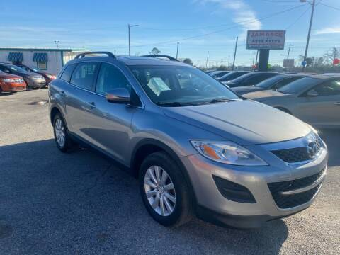 2010 Mazda CX-9 for sale at Jamrock Auto Sales of Panama City in Panama City FL
