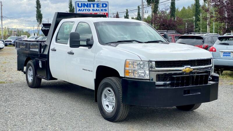 2009 Chevrolet Silverado 2500HD for sale at United Auto Sales in Anchorage AK