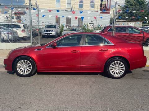 2011 Cadillac CTS for sale at G1 Auto Sales in Paterson NJ
