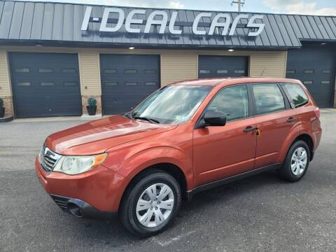 2010 Subaru Forester for sale at I-Deal Cars in Harrisburg PA