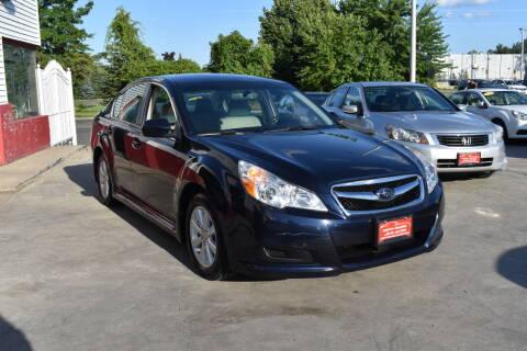 2012 Subaru Legacy for sale at New Park Avenue Auto Inc in Hartford CT