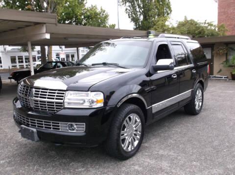 2008 Lincoln Navigator for sale at Eastside Motor Company in Kirkland WA