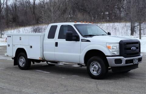 2015 Ford F-250 Super Duty for sale at KA Commercial Trucks, LLC in Dassel MN