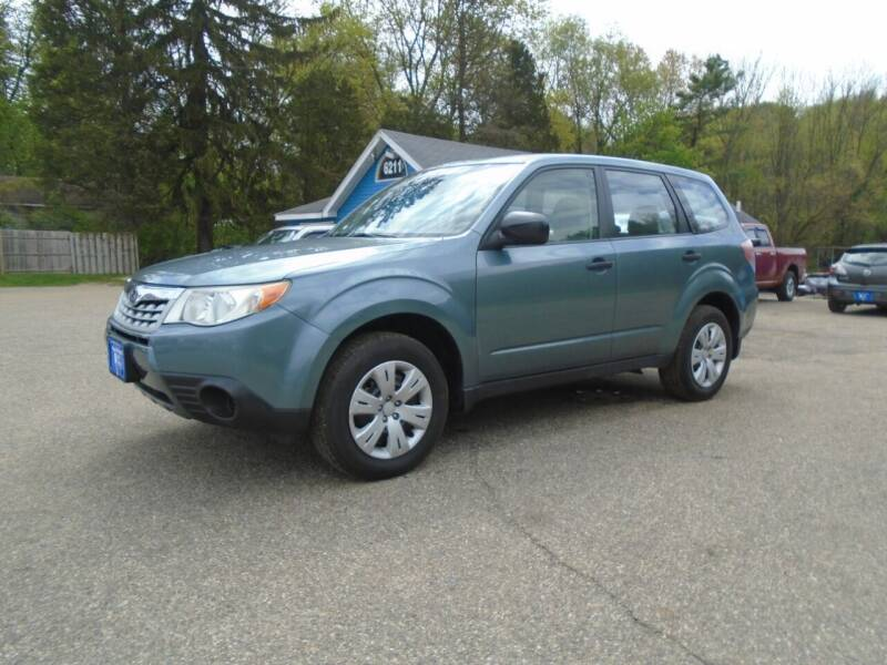 2013 Subaru Forester for sale at Michigan Auto Sales in Kalamazoo MI