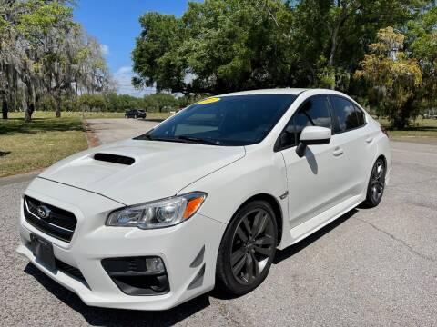 2015 Subaru WRX for sale at ROADHOUSE AUTO SALES INC. in Tampa FL