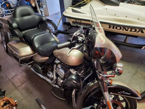 2018 Harley-Davidson FLHTK ULTRA LIMITED for sale at Affordable Auto Sales & Service in Barberton OH
