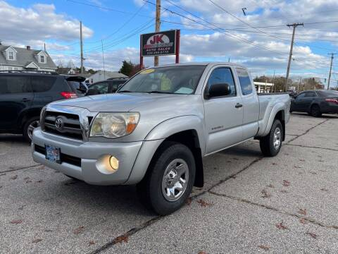 2010 Toyota Tacoma for sale at JK & Sons Auto Sales in Westport MA
