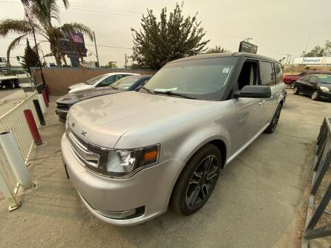 2013 Ford Flex for sale at Approved Autos in Bakersfield CA