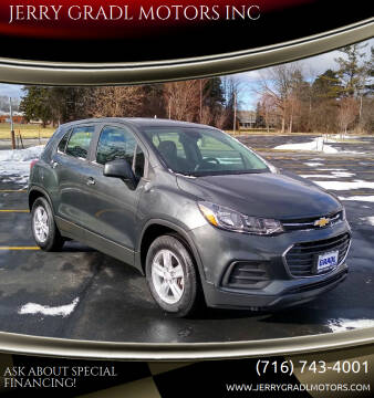 2019 Chevrolet Trax for sale at JERRY GRADL MOTORS INC in North Tonawanda NY