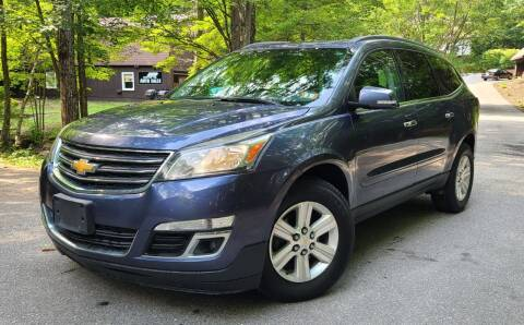 2014 Chevrolet Traverse for sale at JR AUTO SALES in Candia NH