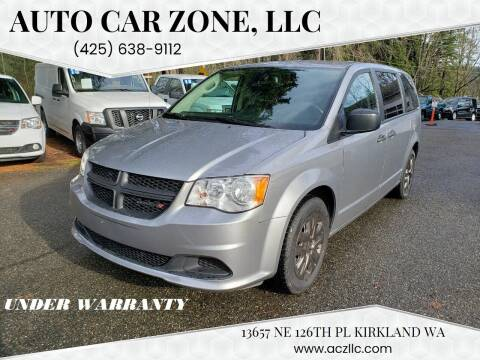 2019 Dodge Grand Caravan for sale at Auto Car Zone, LLC in Kirkland WA