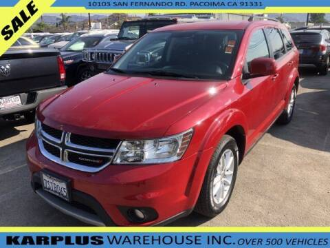 2016 Dodge Journey for sale at Karplus Warehouse in Pacoima CA