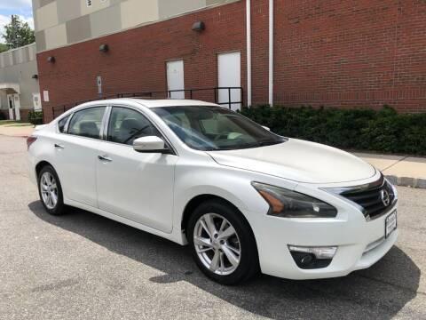 2014 Nissan Altima for sale at Imports Auto Sales Inc. in Paterson NJ