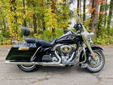 2009 Harley-Davidson® FLHR - Road King® for sale at Street Track n Trail in Conneaut Lake PA