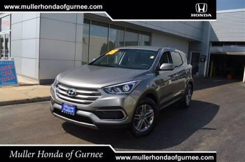 2018 Hyundai Santa Fe Sport for sale at RDM CAR BUYING EXPERIENCE in Gurnee IL