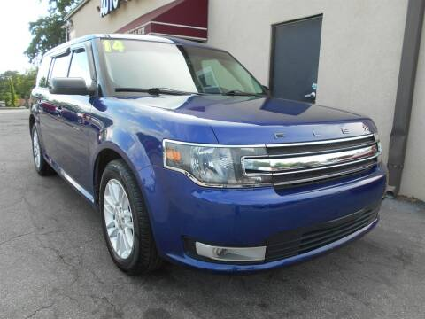 2014 Ford Flex for sale at AutoStar Norcross in Norcross GA