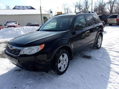 2010 Subaru Forester for sale at Car Credit Auto Sales in Terre Haute IN