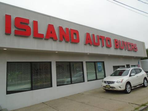 2011 Nissan Rogue for sale at Island Auto Buyers in West Babylon NY