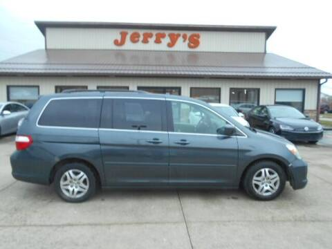 2005 Honda Odyssey for sale at Jerry's Auto Mart in Uhrichsville OH