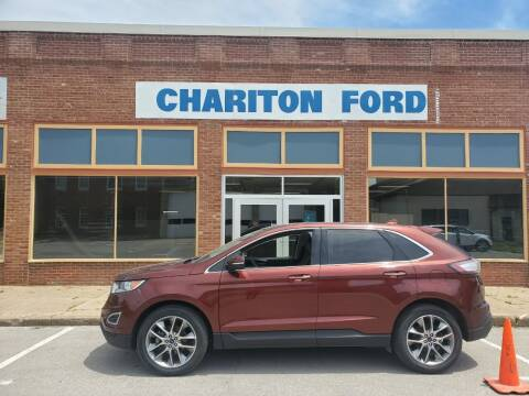 2015 Ford Edge for sale at Chariton Ford in Chariton IA