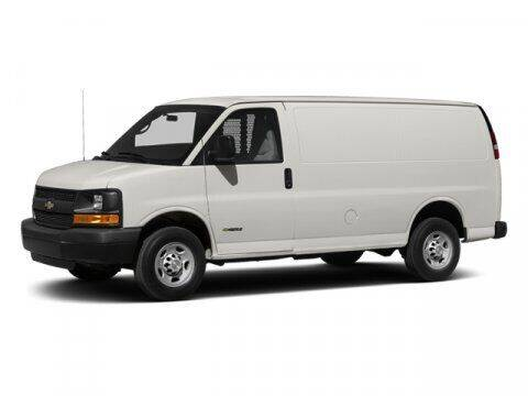 2014 Chevrolet Express Cargo for sale at Hawk Ford of St. Charles in St Charles IL